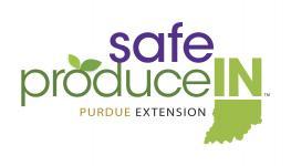 Safe Produce Indiana logo