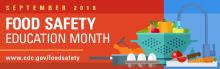 Food Safety Education Month